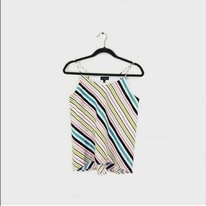 ! BOGO ! Striped Tank Top by The Limited